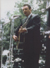 Carter on stage 4th July 1961