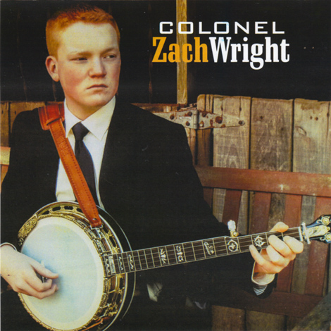 Zach Wright - Colonel Zach Wright