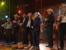 Patty Loveless with Ralph and the CMB's