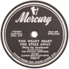 This Weary Heart You Stole Away (Alt label 78)