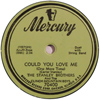 Could You Love Me (One More Time) (78 Alt. print)