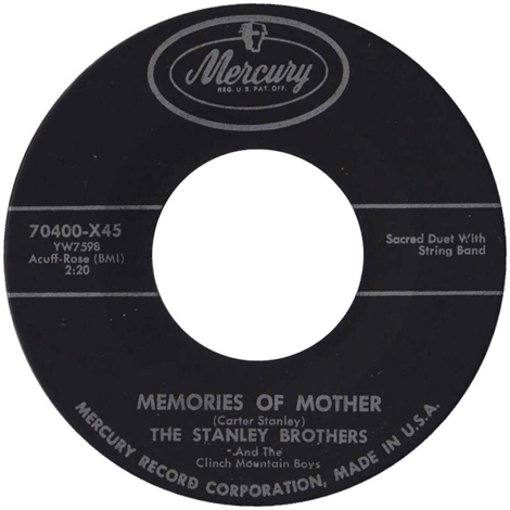 Memories Of Mother