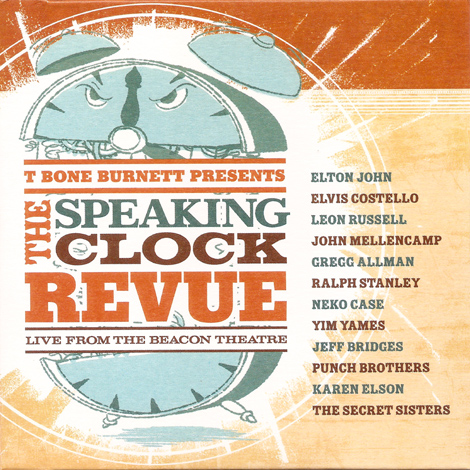 The Speaking Clock Revue