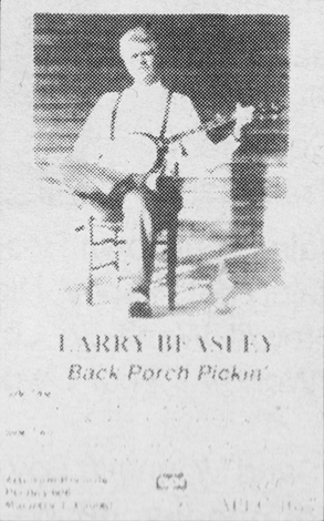 Larry Beasley - Back Porch Pickin'