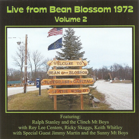 Live From Bean Blossom 1972