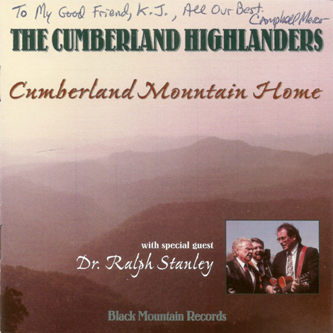 Cumberland Mountain Home