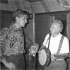 Randall and Ralph Stanley