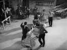 The Square Dance (Note Ralph Stanley and John Cohen jiggling their feet)