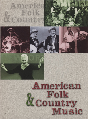 V/A - American Folk & Country Music