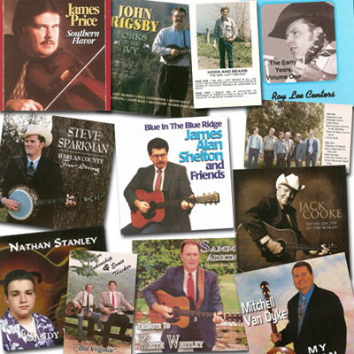 Some Clinch Mountain Boys releases