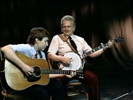 Ralph II and Ralph Stanley