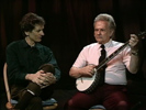 Mike Seeger and Ralph Stanley