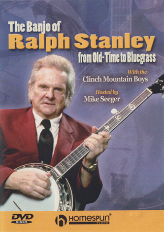 The Banjo Of Ralph Stanley: From Old-Time To Bluegrass (DVD)