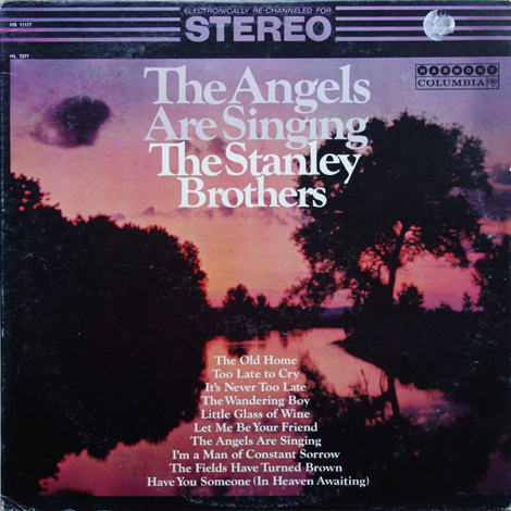 Angels Are Singing (Stereo)