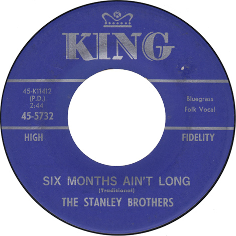 Six Months Ain't Long