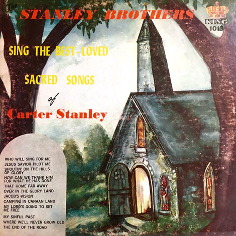 Sing The Best-Loved Sacred Songs Of Carter Stanley