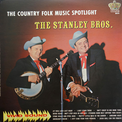 Country Folk Music Spotlight (Mono)