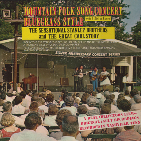 Mountain Folks Song Concert Bluegrass Style