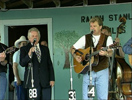 Ralph with Ricky Skaggs