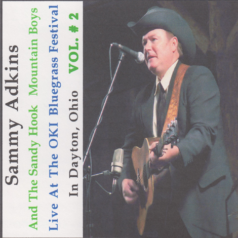 Live At The OKI Bluegrass Festival Vol. 2 (CD-R)