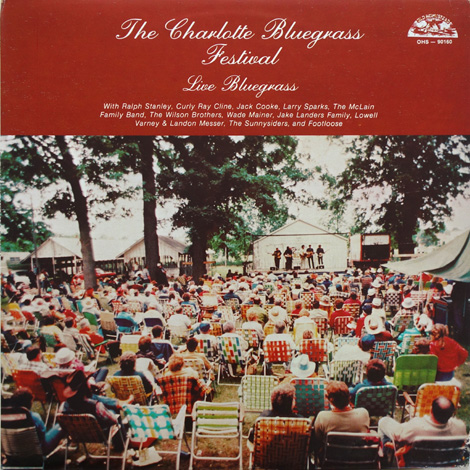The Charlotte Bluegrass Festival