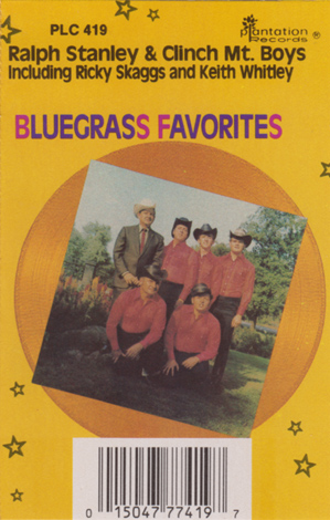 16 All American Bluegrass Favorites