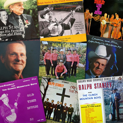 Ralph Stanley Discography