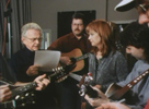 Clinch Mountain Country session with Patty Loveless