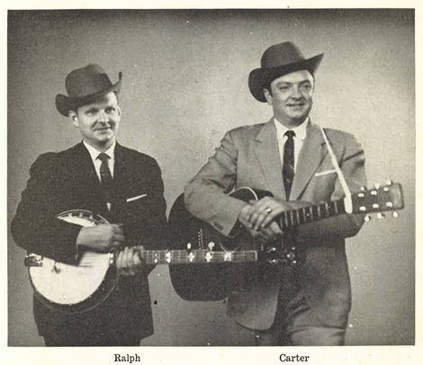 Page from a 1959 songbook