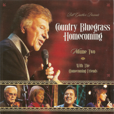 Country Bluegrass Homesoming Vol. 2