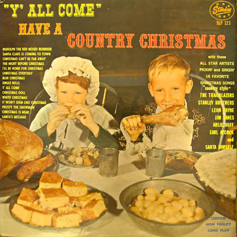 Y'All Come - Have A Country Christmas