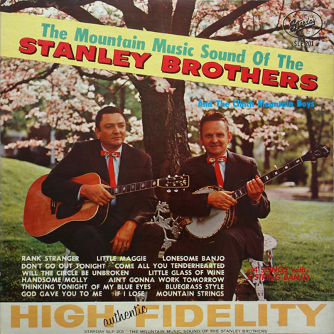 Mountain Music Sound Of The Stanley Brothers