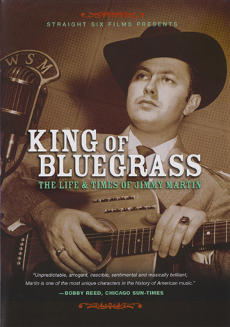 Jimmy Martin - The King Of Bluegrass