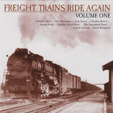 Freight Trains Ride Again, Vol. 1