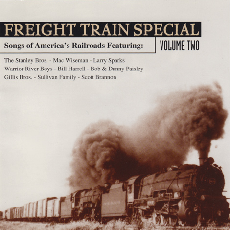 Freight Train Special, Vol. 2