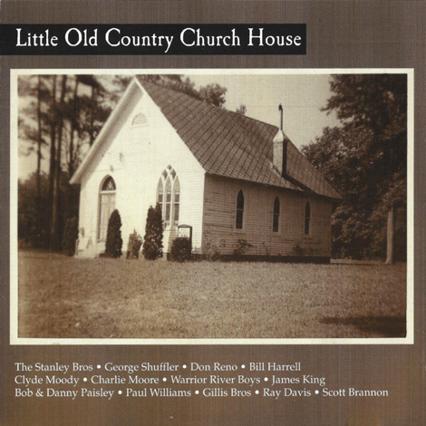 Little Old Country Church House