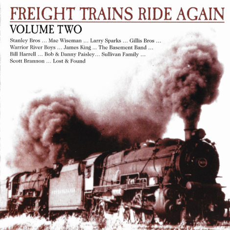 Freight Trains Ride Again, Vol. 2